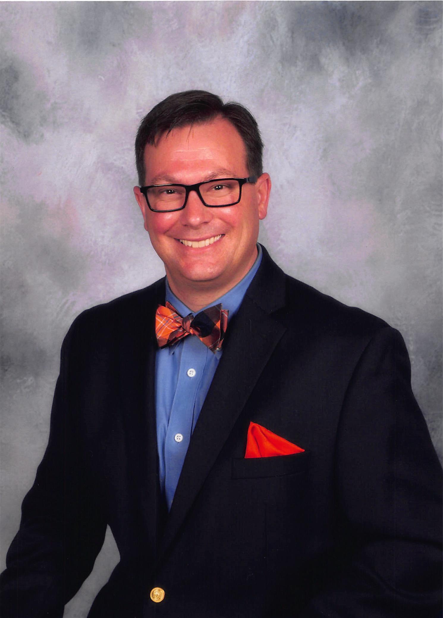Pastor Dustin Sterrett